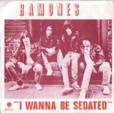 Ramones_-_I_Wanna_Be_Sedated_cover
