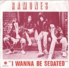 Ramones_-_I_Wanna_Be_Sedated_cover